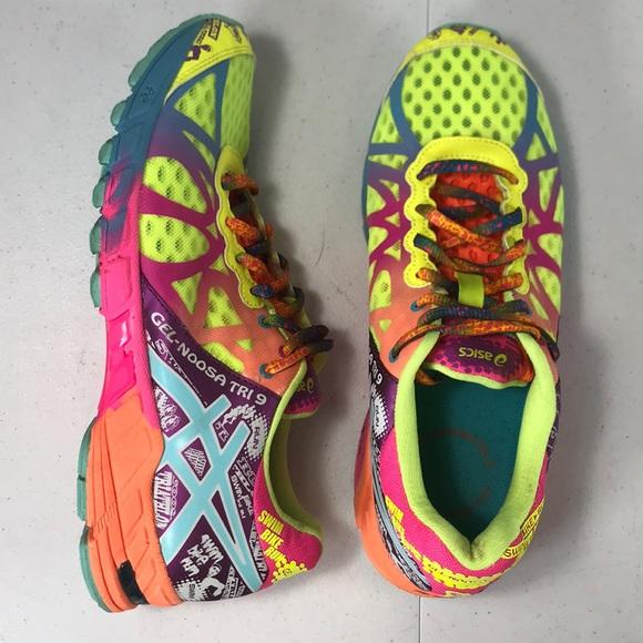 asics t458n gel noise tri if's sneakers sz 9 women